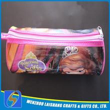 Custom Logo Printed PVC Pencil Bag