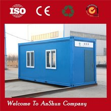 low cost Prefabricated design shipping house plans