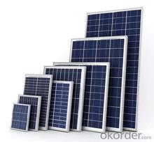 Professional best price power 100w solar panel with CE certificate Rebecca