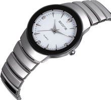 Stainless steel back watch man women SKONE 7322 orologi di marca a poco prezzo sportivi