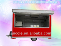 Hot! Convenient New Style, JC-3350 kiosk / cart /stall rapidas hamberger machine in China Jancole