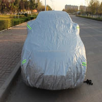 hot sell delicate multicolor Solar folding garage car cover