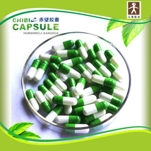 China supplier colored pharma products healthy vegetable capsule 00