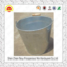 Custom logo made high quality ice bucket plastic