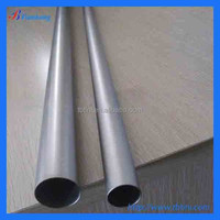 Baoji Tianbang Produce Low Price ASTM338 Gr9 Seamless Titanium Pipe For Motorcycle Exhaust Pipes