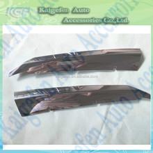 Chrome Front Grille Grill Trim Kits Set, Chrome Front Grille Trim from kaigefen for Mazda Axela