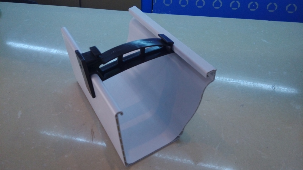Other Plastic Rain Gutter K Type Pvc Gutter And Downpipe