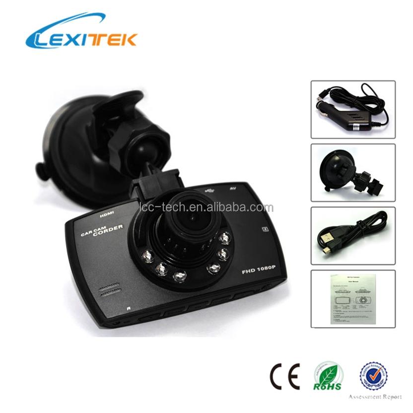 full hd 1080p 360 degree dual car camera dash cam system recorder buy car dvr recorder 360. Black Bedroom Furniture Sets. Home Design Ideas