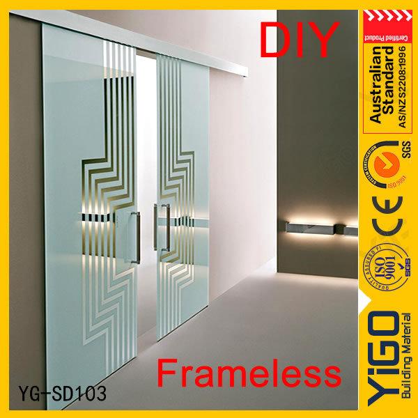 Sliding french doors interior sliding interior door for Commercial interior sliding doors
