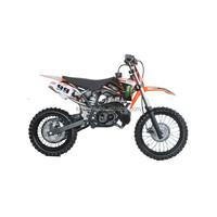 50cc orange best selling Motorbike
