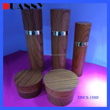 WOODEN JAR AND BOTTLE FOR COSMETIC, WOODEN JAR AND BOTTLE CONTAINER COSMETIC JAR AND BOTTLE PACKAGING