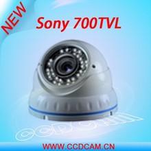 wholesale camera equipment 700tvl effio-e cctv ir dome camera set