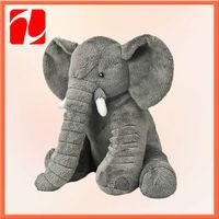 Wholesale custom animal plush elephant baby toy for kids