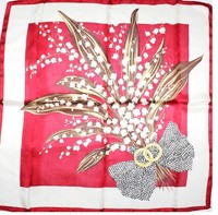 china raw silk scarf factory