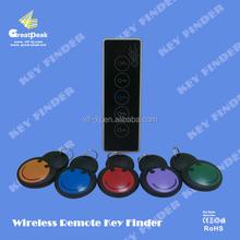 Smart Remote Keyfinder /electronic key finer chain / Locator Wireless Whistle Key Finder
