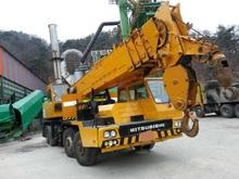 Mitsubishi Huyndai HC50 truck crane