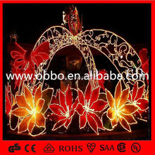outdoor arch decoration 2012 inflatable christmas decoration arch for sale Decorative Wooden Arches