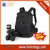 video camera bag backpack/deluxe digital camera bag backpack