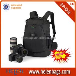 video camera bag backpack/deluxe digital camera bag backpack