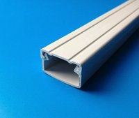 White Decorative Cable Trunking
