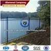 ornamental wrought iron fence/cheap wrought iron fence panels for sale