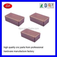 custom ENCLOSURE PROJECT BOX ,aluminum electronic boxe