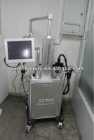 Most effective ultrasonic liposuction cavitation slimming machine with 5 treatment head