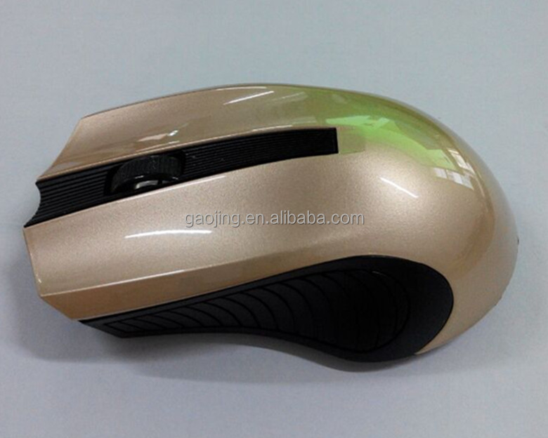 Hot selling 2.4GHz 3D optical wireless mouse