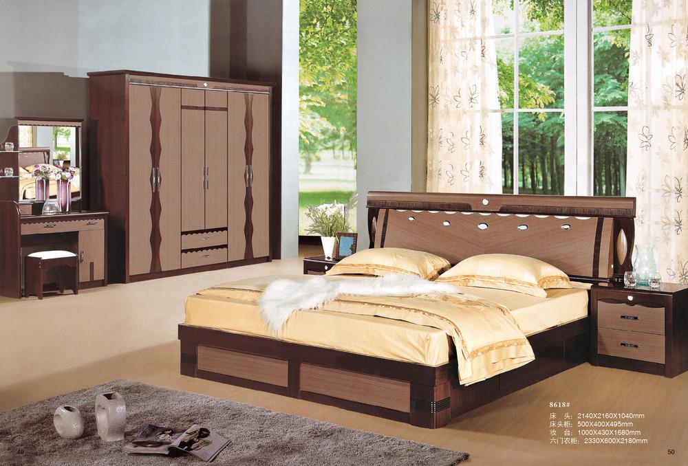 Simple meuble chambre a coucher pas cher mdf meubles pas for Chambre a coucher pas cher