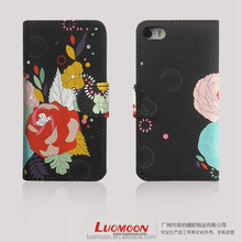DIY Painting Leather Phone Case for Samsung S3 S4 S5