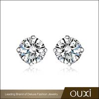 OUXI charming wholesale price latest design fashion earring 21363
