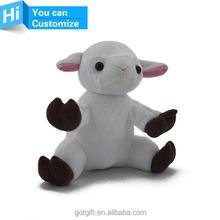 cheap wholesale custom sheep plush toy , plush toy animal