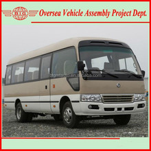 CLASSIC STYLE GASOLINE/DIESEL FUEL ENGINE LHD/RHD COASTER BUS MINI BUS (SALE & ASSEMBLY)