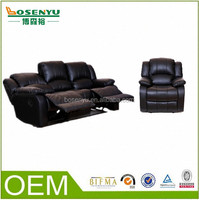 Modern indian living room furniture,leather sectional sofa