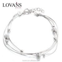 2015 Latest design High Quality bracelet fashion jewelry charm bracelet