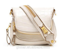 characteristic handbag crocodile leather shoulder bag,fake designer bags wholesale for youthful girl
