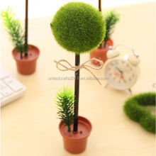 Promotional newest Potted Plant ballpoint pen