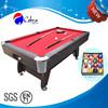Bar Family billiard table&mdf pool game table&ball return system,metal corner,full accessory