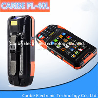 CARIBE PL-40L AM073 Rugged 5 inch android industrial pda smartphone with RFID,Infrared communication,1D/2D barcode scanner