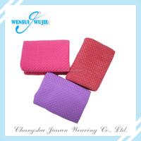 Hot selling jacquard mesh dish wash cloths