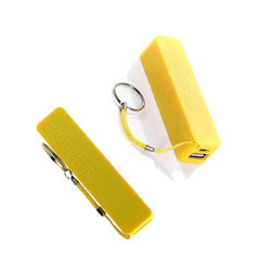 Holifox HLF-S001 Classical Perfume Key Chain 2600mAh Professional Power Bank Power Bank Case For Samsung Galaxy S4 Mini I9190