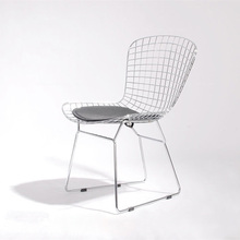 wire outdoor chairs, bertoia side chair, diamond chair
