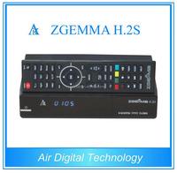 Zgemma H.2S twin DVB-S2 satellite receiver upgrade receiver iclass 9696x pvr
