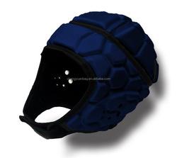 portable EVA foam rugby football helmet for outdoors