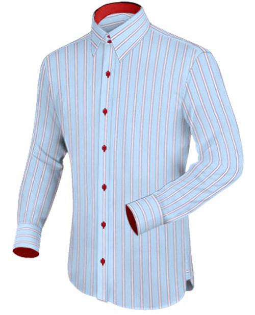 Two color mens dress shirt in bulk cotton fabric buy for Bulk mens dress shirts