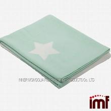 All Star Scottish Cashmere Blankets Infant Baby Blanket