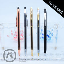 Retail Stylish Get Your Own Custom Design Ink Stick Ball Pen With Custom Logo