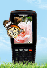 senter touch screen handheld pda barcode scanner TS-5000 with rfid reader