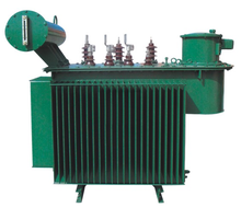 High voltage oil immesed type distribution transformer