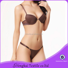 Factory Price OEM lady love sexy nude thong panty